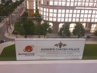 Căn hộ Chung cư Sunshine Garden Palace