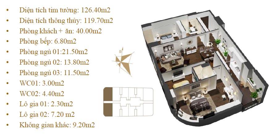 Imperial Plaza 360 Giải Phóng - Mặt bằng căn hộ 01-12 P1