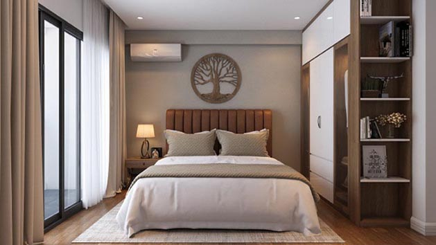 Imperial Plaza 360 Giải Phóng - Phòng ngủ 2_1