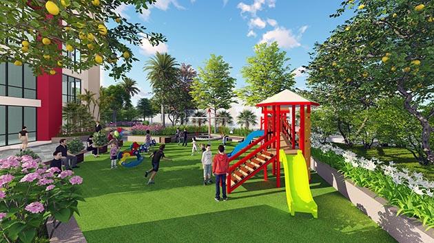 Imperial Plaza 360 Giải Phóng - Sân chơi trẻ em