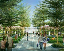 cong-vien-cay-xanh-xung-quanh-du-an-green-park