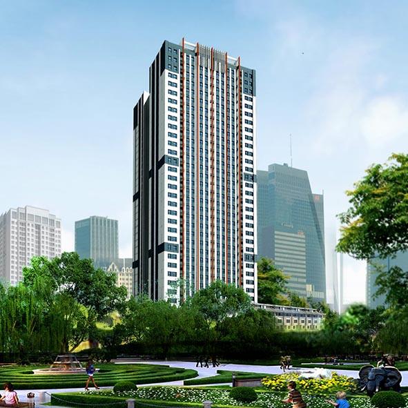 Chung cư Smile Building - Phoi canh 5