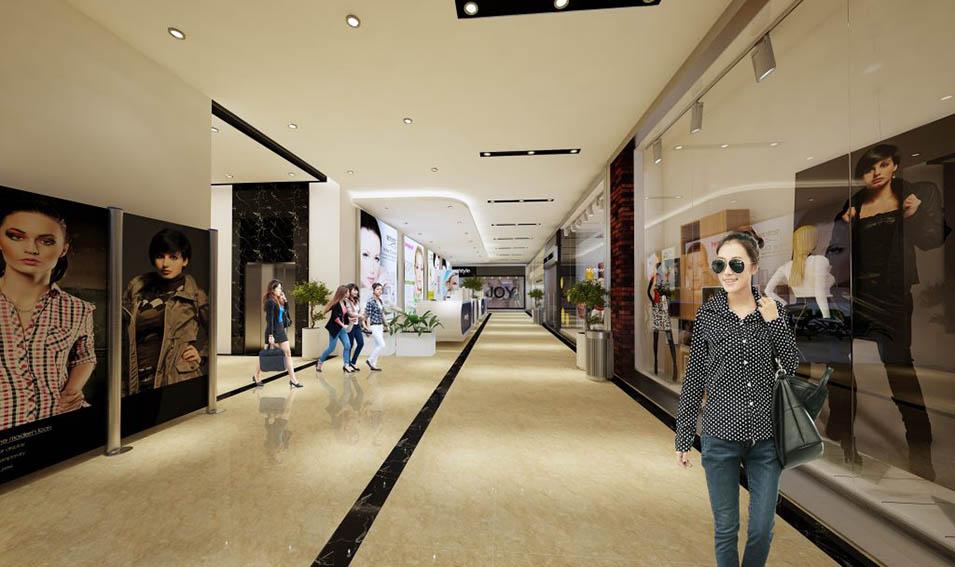 Chung cư Gold Tower 275 Nguyễn Trãi - trung tâm thương mại 2