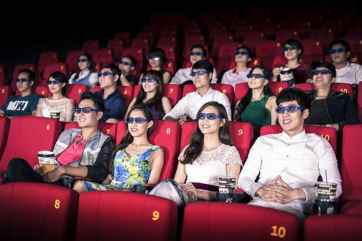 Imperial Plaza 360 Giải Phóng - Rạp chiếu phim CGV