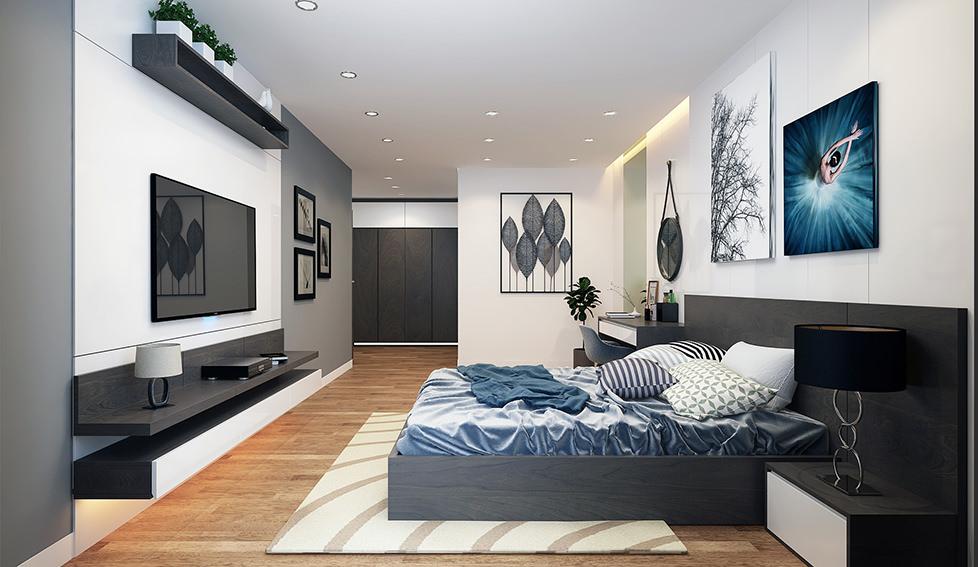 Bohemia Residence - Phòng ngủ