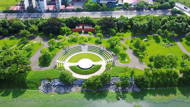 Bohemia Residence - công viên