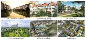 Hanoi Homeland - co so ha tang