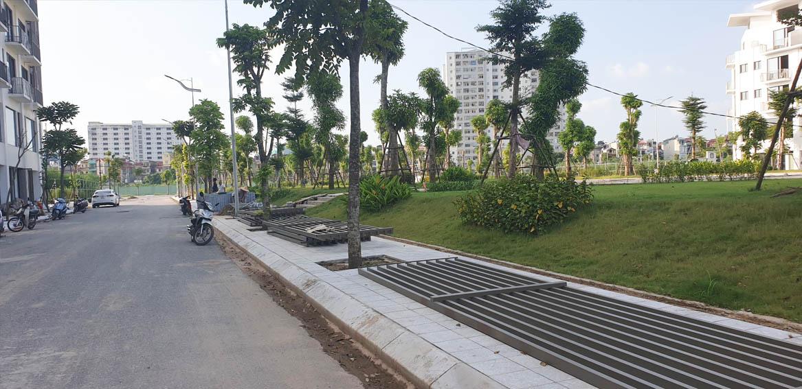Khai Sơn Town tiến độ thực tế 8.2019_3